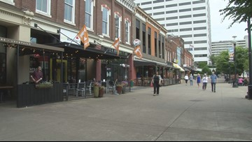 Downtown Knoxville is growing, and that's helping the city as a whole, leaders say