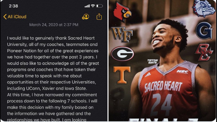 Sought-after basketball transfer Anosike coming to Tennessee