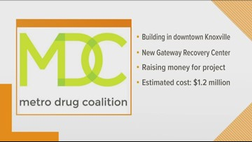 Metro Drug Coalition opens new office