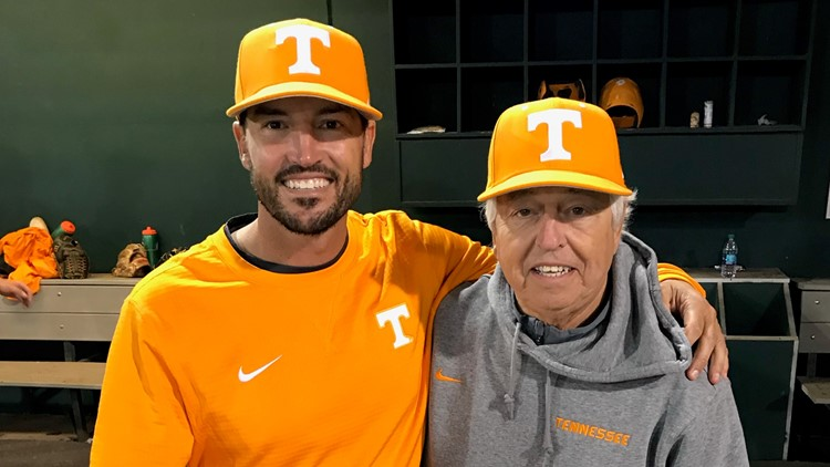 Vols' Tony Vitello influenced by father, Greg Vitello who helped pave way to College World Series