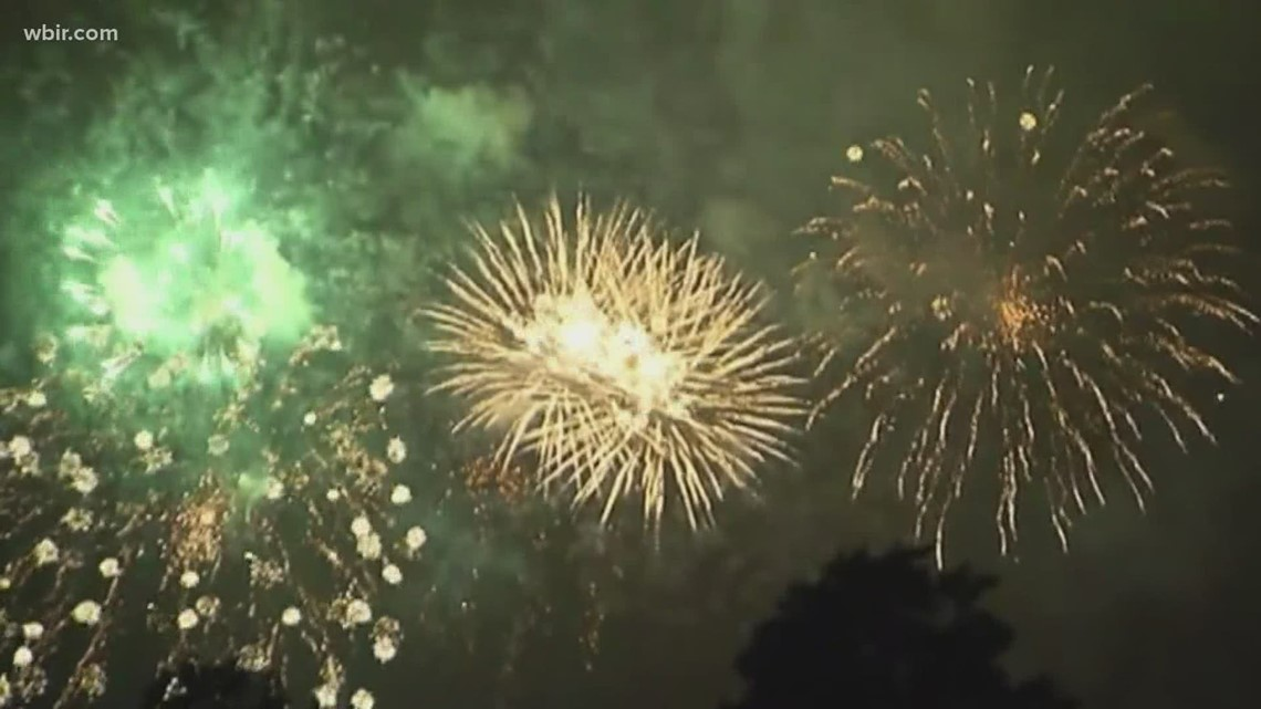 Rockets' red glare: Where to watch fireworks in East Tennessee
