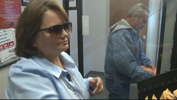 Program offers business opportunities to people who are legally blind
