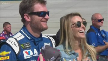 Dale Earnhardt Jr. to race next weekend