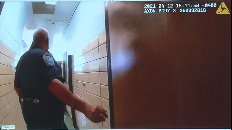 Answering your questions about the body cam footage in the Austin-East shooting