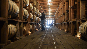 Not just whiskey tasting: What it takes to be a Jack Daniel's master distiller