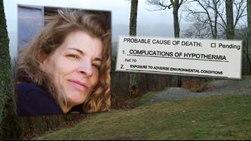 Autopsy: Hypothermia killed Ohio woman in Smokies