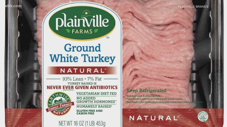Check your freezers! Over 211,000 pounds of raw ground turkey product linked to salmonella outbreak