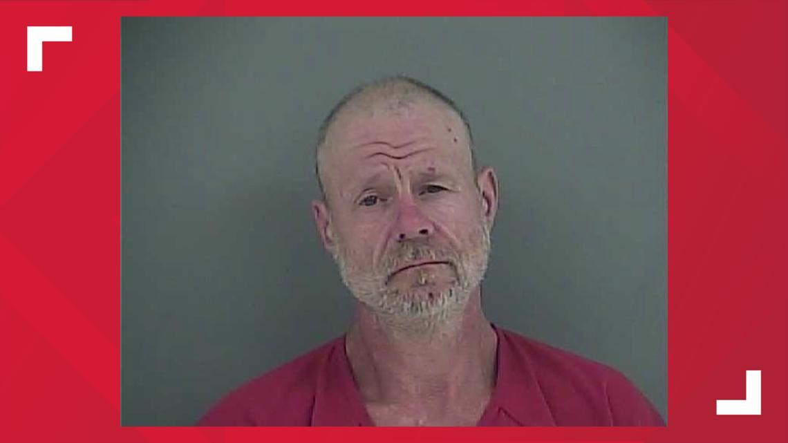 ACSO: Finger found at crime scene points deputies towards suspect after log splitter theft - WBIR.com