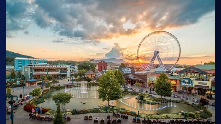 Gatlinburg and Pigeon Forge named top spring break destination by VRBO
