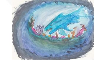 Knox County Schools encourage creativity in students with art calendar