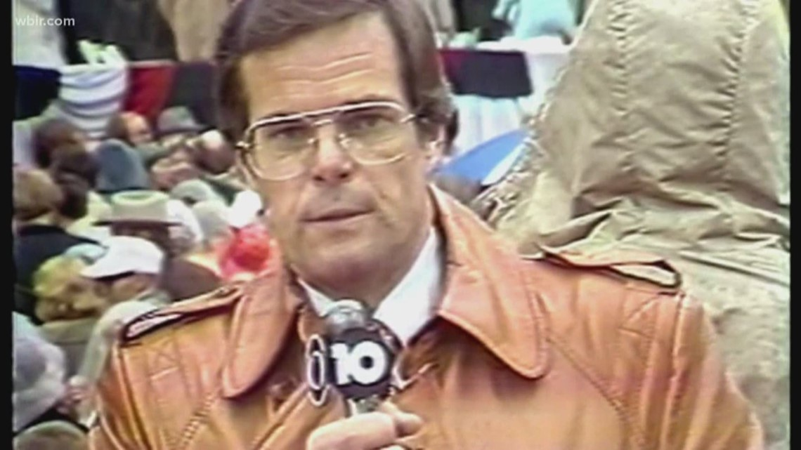 Ut Health Center >> Former WBIR anchor Bill Williams inducted into Tennessee ...