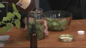 How to make herbal glycerites
