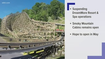 Dollywood delays opening due to pandemic
