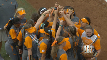 No. 12 Lady Vol Softball will host Knoxville Regional in NCAA Tournament