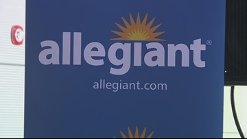 Allegiant flight makes emergency landing at McGhee Tyson