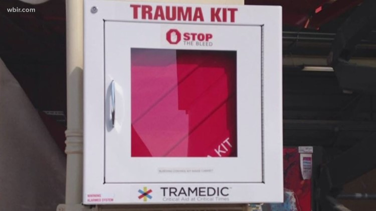 Bill giving Tennessee schools option to use bleeding control kits passes state House