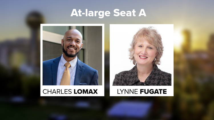 At Large Seat A contenders city council Knoxville