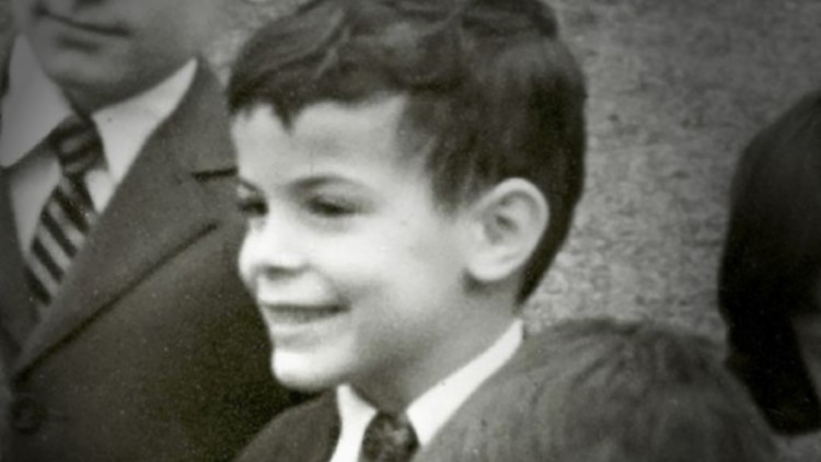 Dennis Martin 1969 missing Knoxville boy lost in Great Smoky Mountains