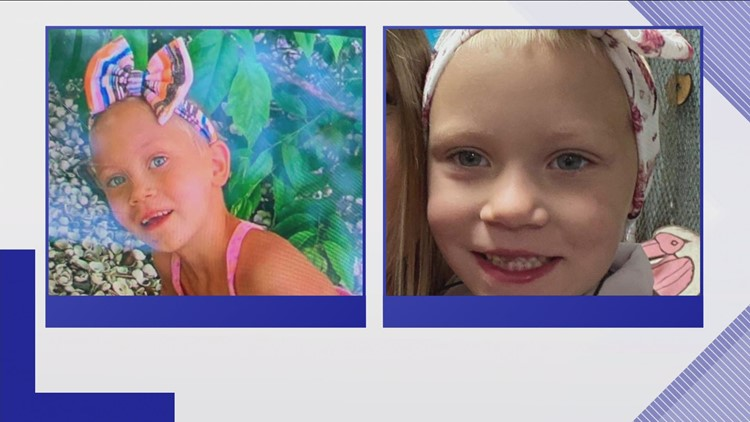 TBI gives update after AMBER Alert issued for missing 5-year-old girl