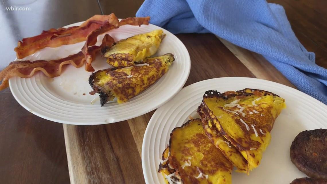 Venezuelan Cachapas Recipe