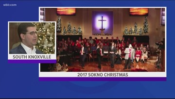 South Knoxville church hosts 'SoKno Christmas'