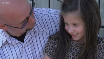 911 call reveals scary moments when 4-year-old Kingsport girl was found alone