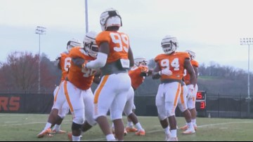 Vols share special Mother's Day messages to their moms