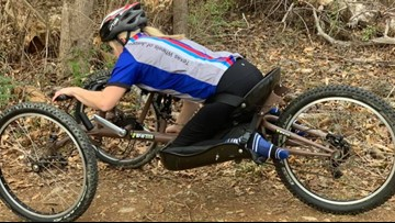 Region's first accessible bike trail to be built in new Sharp's Ridge park