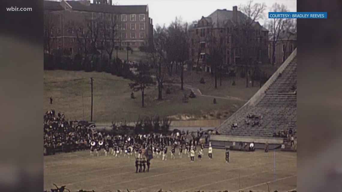 Rare video highlights Neyland Stadium in the 1940s