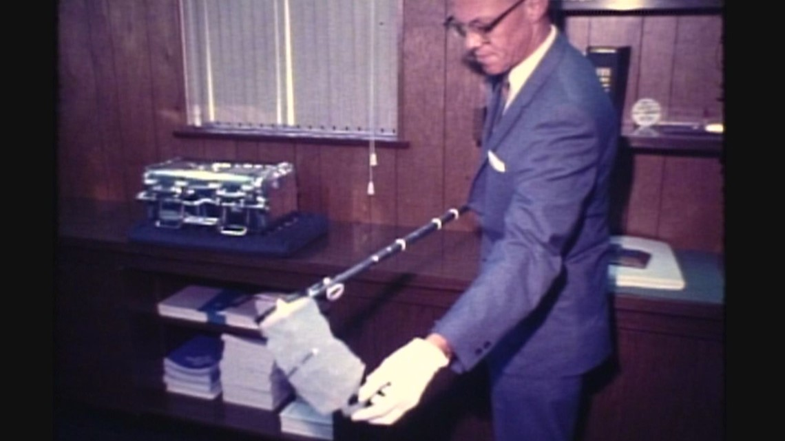 Lenoir City man designed first tool astronauts needed on the moon