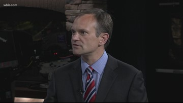 Knoxville Mayoral Candidates: Marshall Stair talks Recode