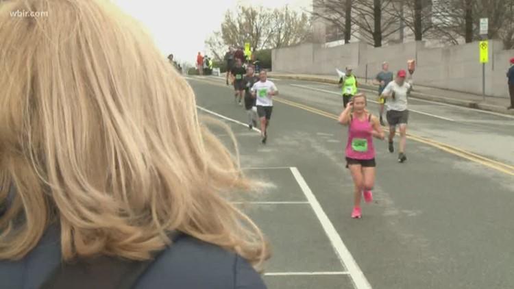 Bryan Morseman, Gina Rouse win 2018 Covenant Health Knoxville Marathon