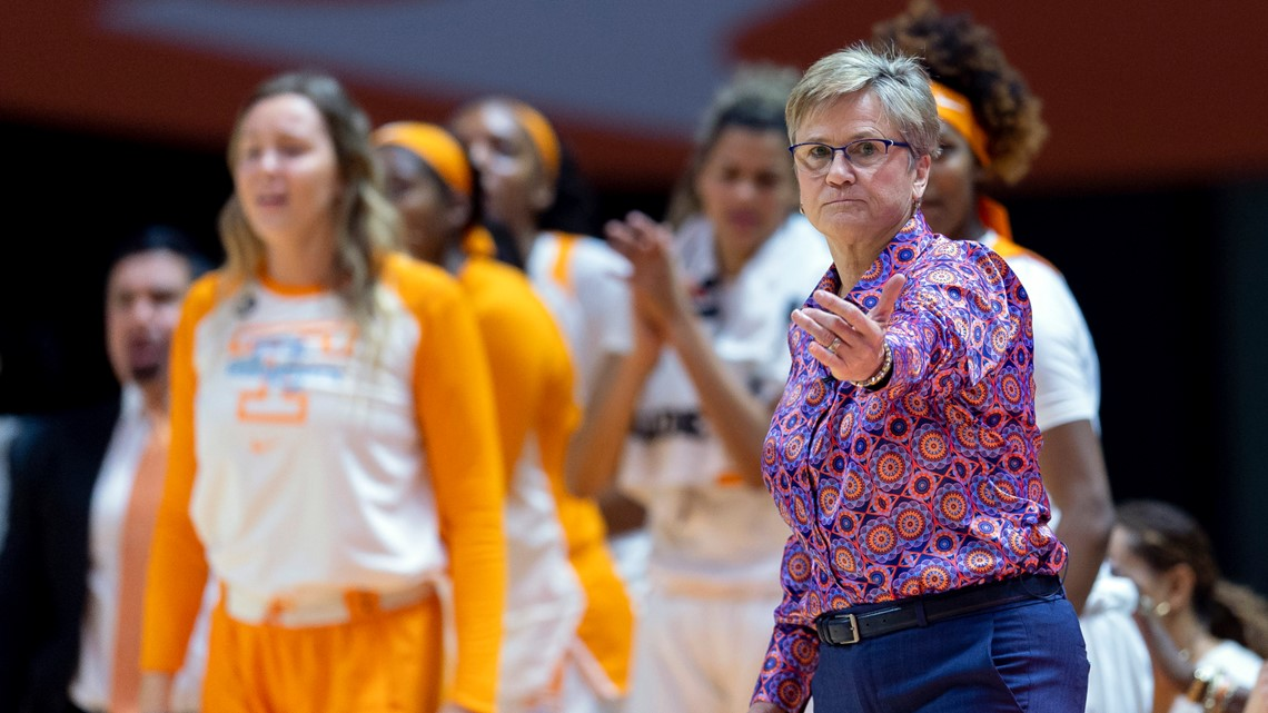 Lady Vols make it into the NCAA Tournament after ESPNU accidentally leaks women's bracket