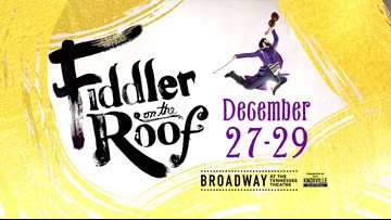 Fiddler on the Roof Sweepstakes