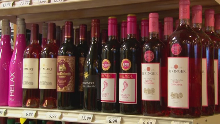 You Can Buy Wine On Sunday Governor Signs Bill Liquor Stores Open