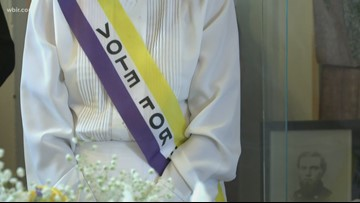 East TN celebrates its role in 19th amendment