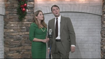 Theatre Knoxville Downtown puts on a radio play