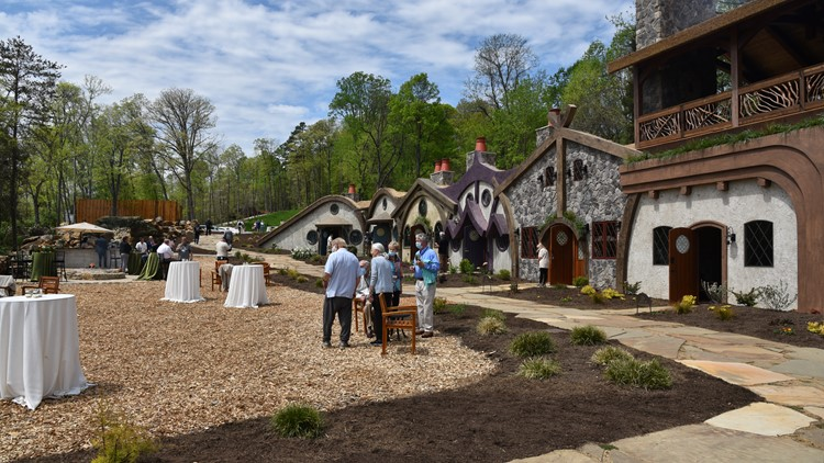 Living a fantasy | Ancient Lore Village hosts grand opening