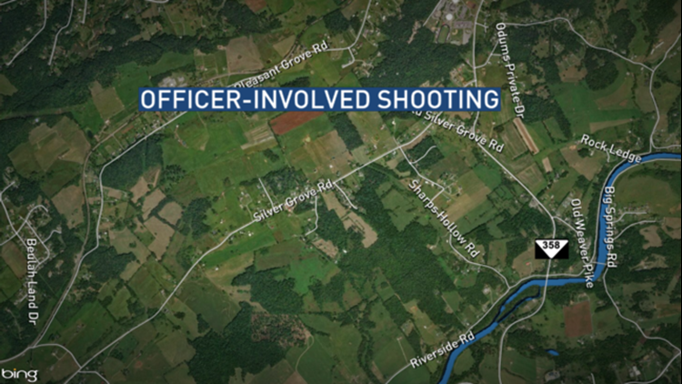 TBI: Authorities returned fire, killing man who shot at