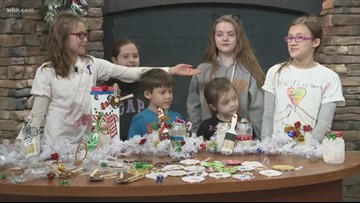 Pay it Forward: Creative kids helping others