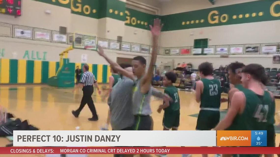 Perfect 10: Justin Danzy