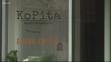 New vegan restaurant opens on Gay Street
