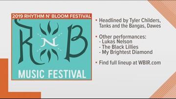 Rhythm N' Blooms releases full lineup