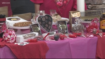 Valentine's Day candy and chocolate ideas
