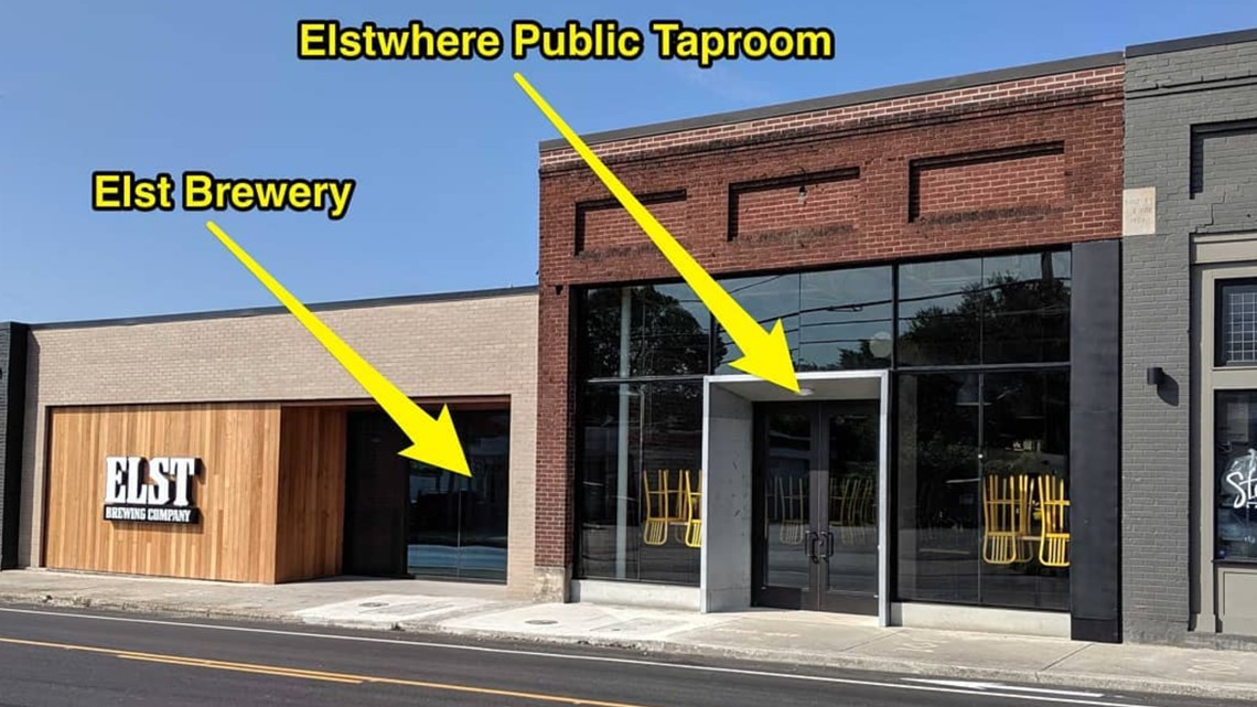 Elst Brewing Co. in Knoxville opens new taproom