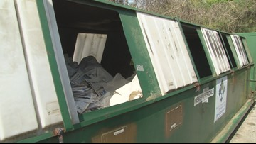 Recycling in Knoxville | Where does it end up, how does it get there and what can be collected?