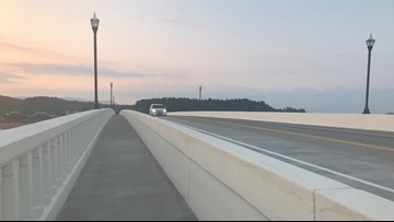 Driving You Crazy: SR 92 bridge dedication in Dandridge