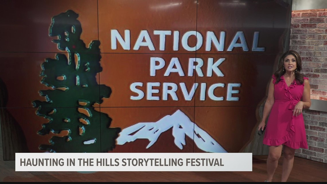 Haunting in the Hills storytelling festival returns to the Big South Fork