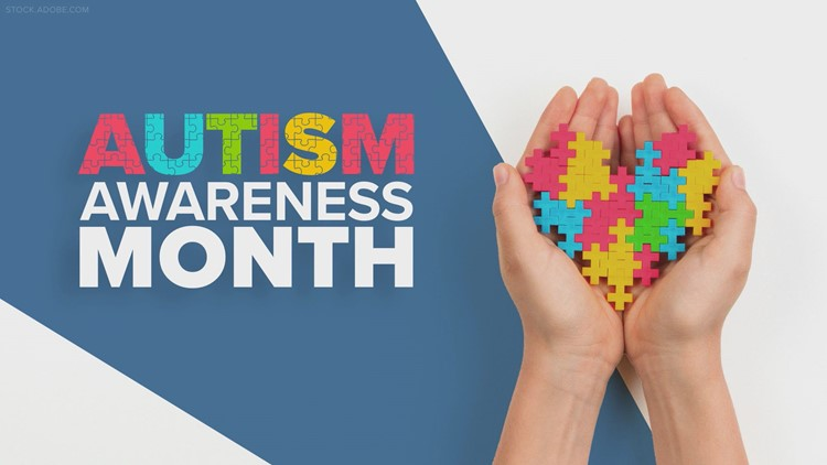 Autism Awareness Month aims to celebrate and encourage kindness