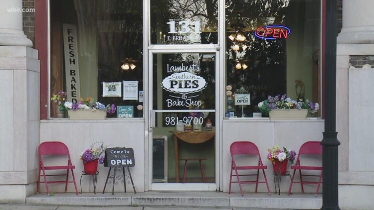 Dear Covid: Maryville bakery shares pandemic experience